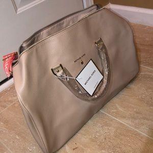 Brand new Michael Kors duffel bag